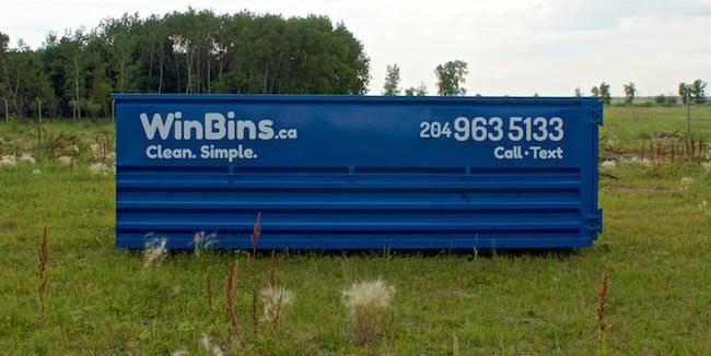 Winnipeg Bin & Dumpster Rentals by WinBins - win bins winnipeg bin and dumpster rental 20 yard bin 1.778c64f7 1