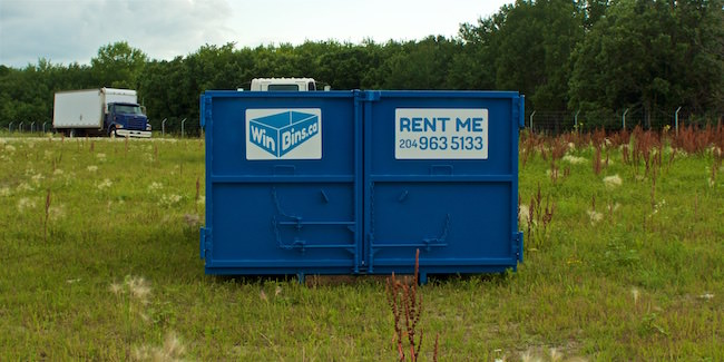 Winnipeg Bin & Dumpster Rentals by WinBins - win bins winnipeg bin and dumpster rental 20 yard bin 3.5bd1c614